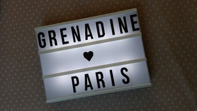 Grenadine Paris