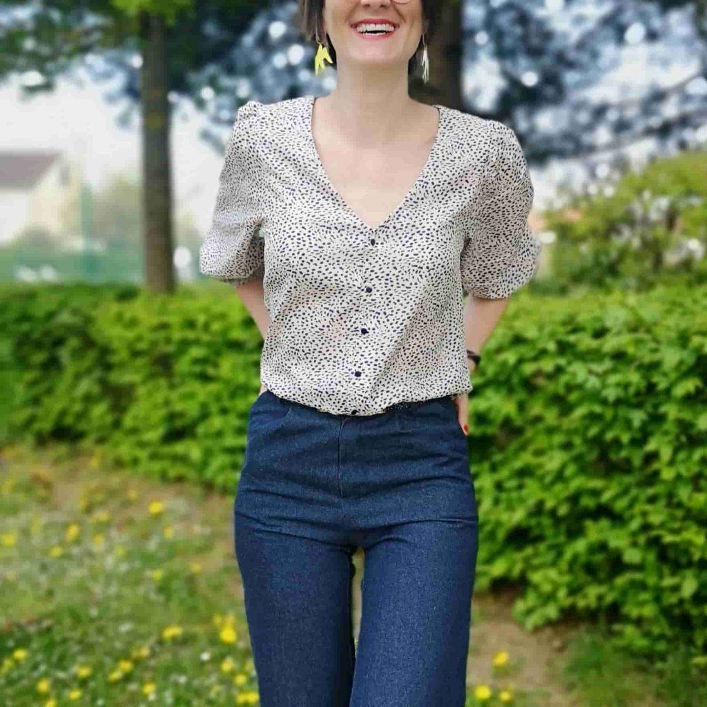 pantalon artesane blouse norma