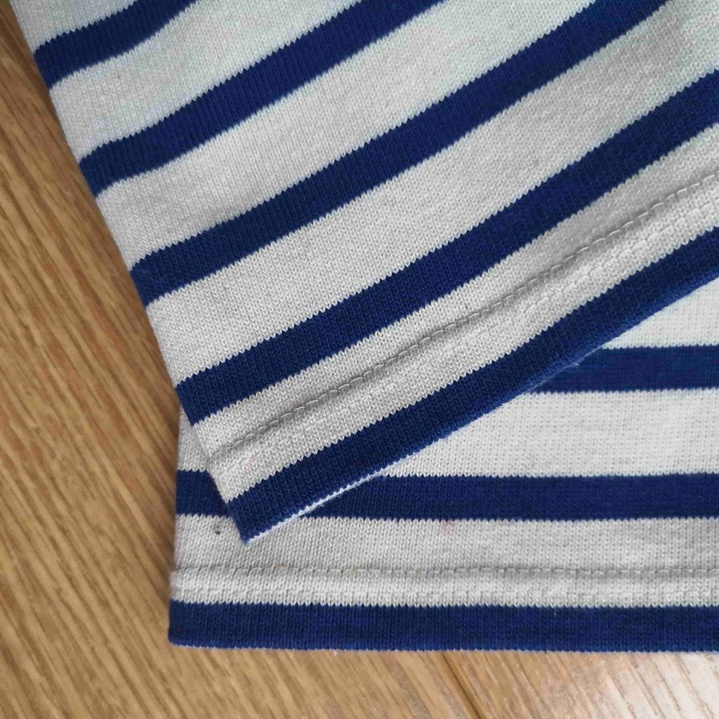 tutoriel rayures jersey