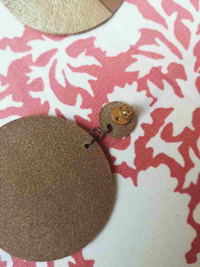 tutoriel boucles et collier en cuir