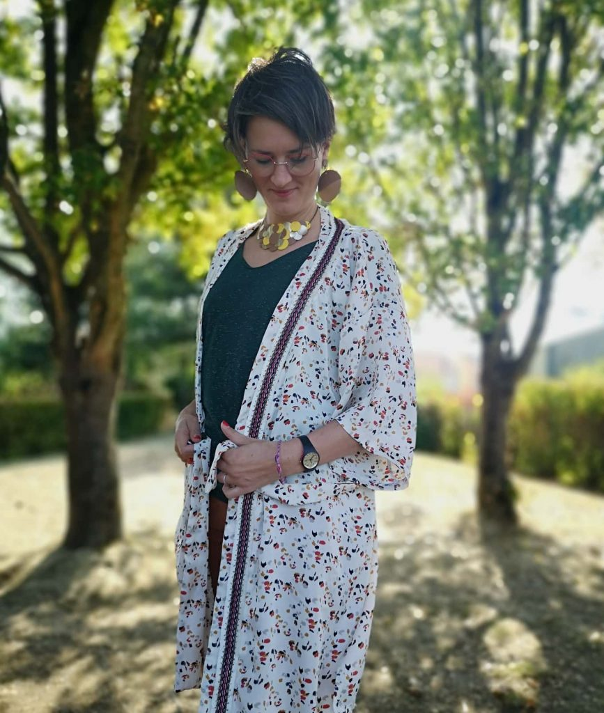 kimono mondial tissus