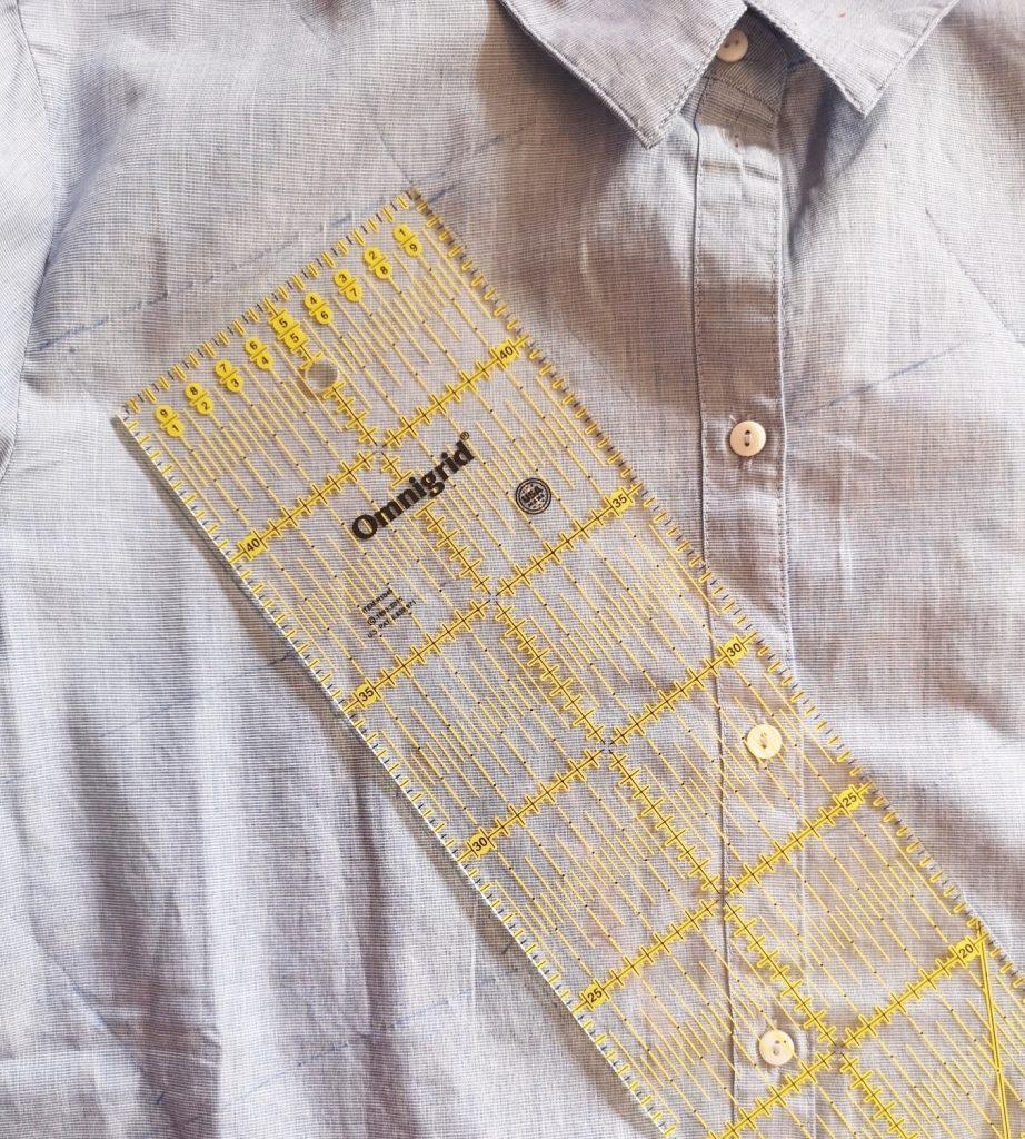 tutoriel chemise sezane like