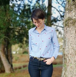 tutoriel chemise sezane couture