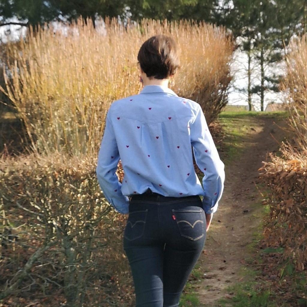 tutoriel chemise sézane couture